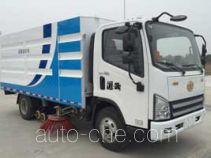 Hailong Jite ZHL5080TSLAE4 street sweeper truck