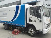 Hailong Jite ZHL5080TSLBEV electric street sweeper truck