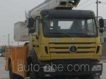 Hailong Jite ZHL5160JGKB20 aerial work platform truck
