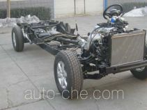 CHTC ZHT1036EL pickup truck chassis