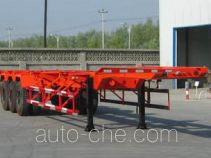 Dadi ZHT9361TJZ container transport trailer