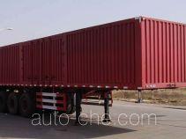 Dadi ZHT9403XXY box body van trailer