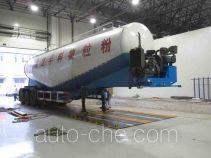 Xinjun ZHY9400GFL low-density bulk powder transport trailer