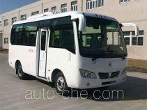 悦西牌ZJC6601JEQT5型客车