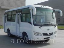 悦西牌ZJC6609UHFT4型城市客车