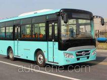 悦西牌ZJC6739UHFT4型城市客车