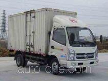 Chenhe ZJH5040XXY33D4 box van truck
