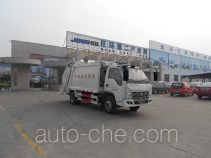 Chenhe ZJH5081ZYS garbage compactor truck
