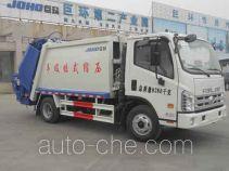 Chenhe ZJH5083ZYS garbage compactor truck