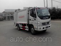 Chenhe ZJH5084ZYS garbage compactor truck