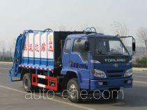 Chenhe ZJH5110ZYSB garbage compactor truck