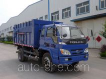 Chenhe ZJH5120ZLJB dump garbage truck