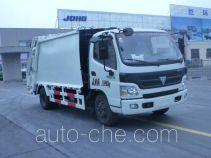 Chenhe ZJH5120ZYS garbage compactor truck