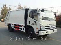 Chenhe ZJH5121ZYS garbage compactor truck