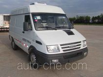 Feiqiu ZJL5037XLCV4 refrigerated truck