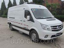 Feiqiu ZJL5038XLCB4 refrigerated truck
