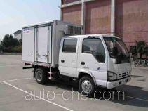 飞球牌ZJL5043XLCS4型冷藏车