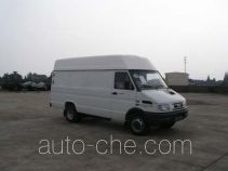 Feiqiu ZJL5044XBWV insulated box van truck