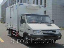 飞球牌ZJL5047XLCB5型冷藏车