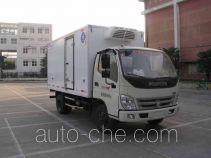 飞球牌ZJL5049XLCB型冷藏车