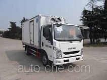 飞球牌ZJL5071XLCB4型冷藏车