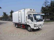 飞球牌ZJL5077XLCB4型冷藏车