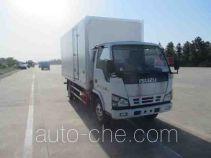 Feiqiu ZJL5077XXYB4 box van truck
