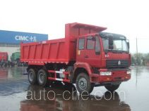 CIMC ZJV3251QDZZ dump truck