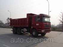 中集牌ZJV3251RJSX35型自卸汽车