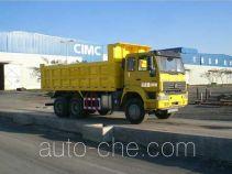 中集牌ZJV3251ZZSD型自卸汽车