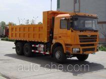 中集牌ZJV3252ZZXXJ38型自卸汽车