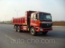 中集牌ZJV3255HJBJB型自卸车