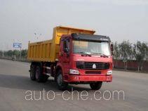 中集牌ZJV3257HJZH38型自卸汽车