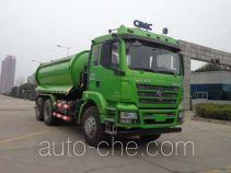 中集牌ZJV3257ZZXXA01型自卸汽车
