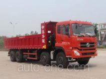 中集牌ZJV3310HJDFA型自卸汽车