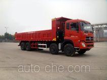 中集牌ZJV3311HJDFA型自卸汽车