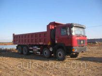 CIMC ZJV3316QDSX dump truck