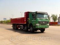 中集牌ZJV3317HJZHA型自卸汽车