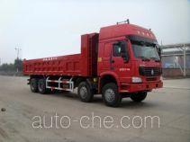 中集牌ZJV3318HJZHA型自卸汽车