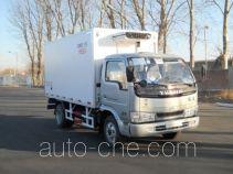 中集牌ZJV5041XLCSD型冷藏车