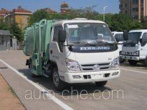 中集牌ZJV5041ZZZHBB4型自装卸式垃圾车