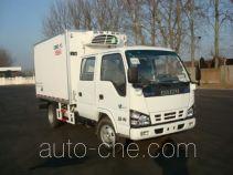 中集牌ZJV5042XLCSD型冷藏车
