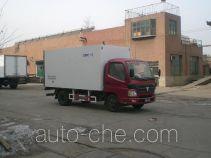 CIMC ZJV5045XBW insulated box van truck