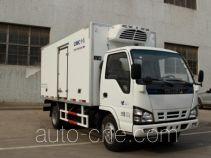 中集牌ZJV5048XLCSD型冷藏车