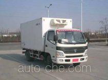 中集牌ZJV5049XLCSD型冷藏车