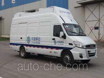 中集牌ZJV5050XTXSD5型通信车