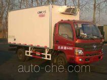 中集牌ZJV5069XLCSD型冷藏车