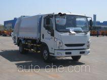 CIMC ZJV5070ZYSHBN5 garbage compactor truck