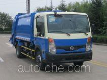 中集牌ZJV5070ZYSHBU型压缩式垃圾车