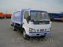 CIMC ZJV5075ZYSQ garbage compactor truck